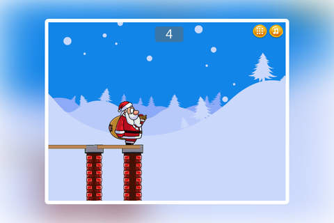 Santa Chimney Overcome screenshot 4