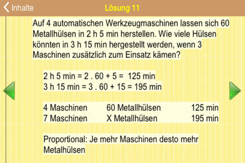 Fokus Mathematik 5. bis 9. Klasse screenshot 2