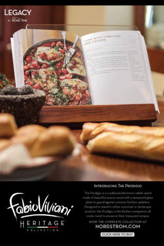 Fabio Viviani's KNOW-HOW Magazine screenshot 2