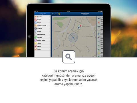 Turkcell Pusula iPad Screenshot 2