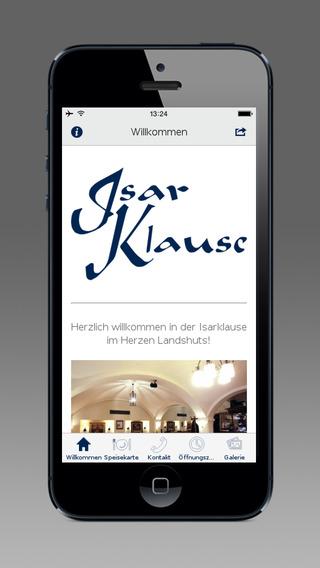 Weinstube Isarklause