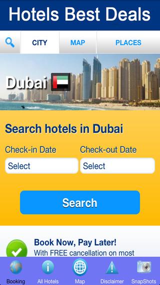 Hotels Best Deals Dubai