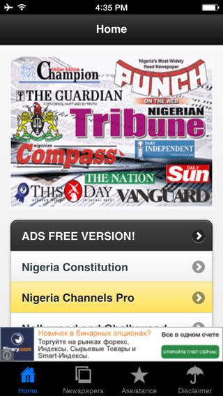 Nigeria Newspapers