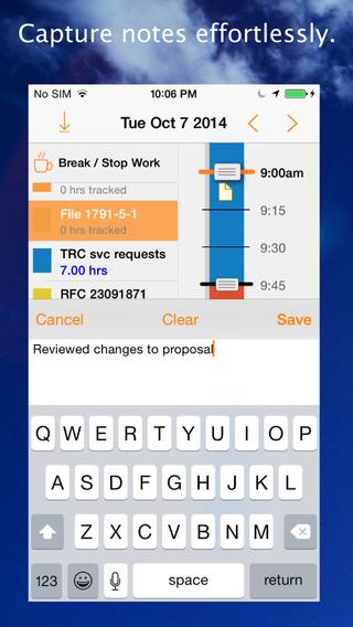 TimeLines iPhone Screenshot 3