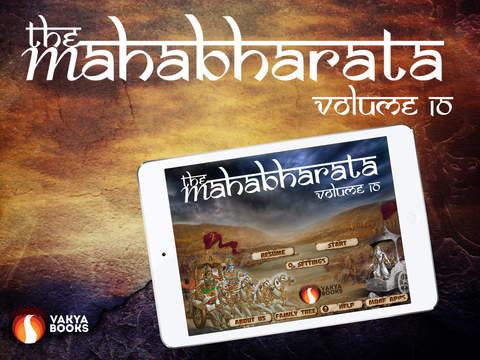 Mahabharata vol 10