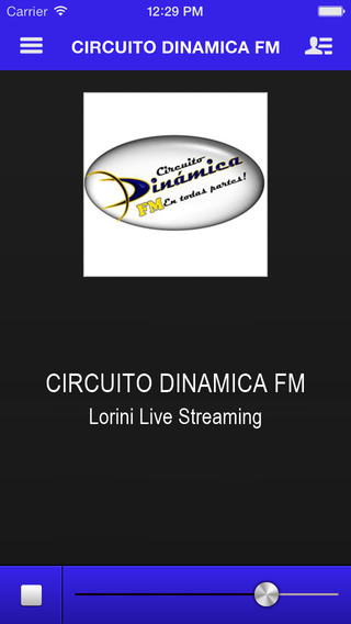 CIRCUITO DINAMICA FM