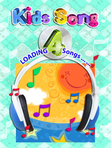 Kids Song 4 for iPad - English Song with Lyrics