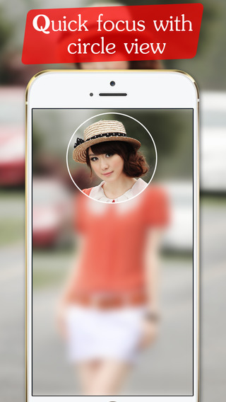 Photo Blur - Hide Face Bacground Share Blurred Images