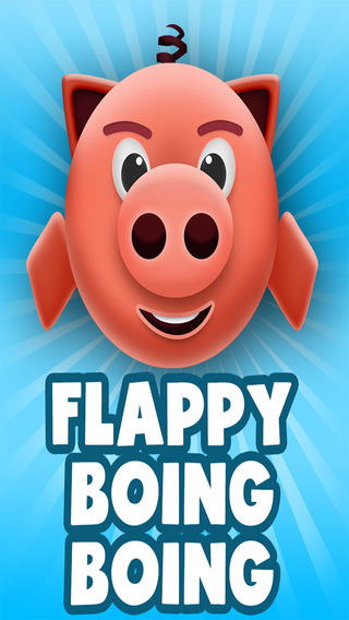 Flappy Boing Boing - Fly Smart and Collect All the Coins