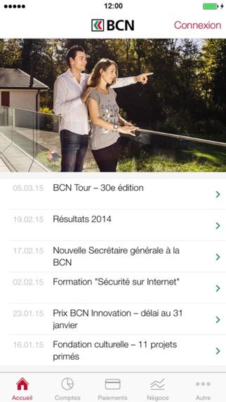 BCN Mobile banking