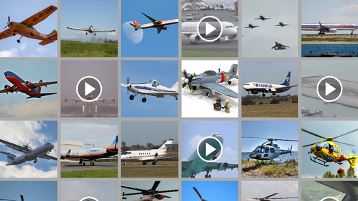 Plane Video For Baby