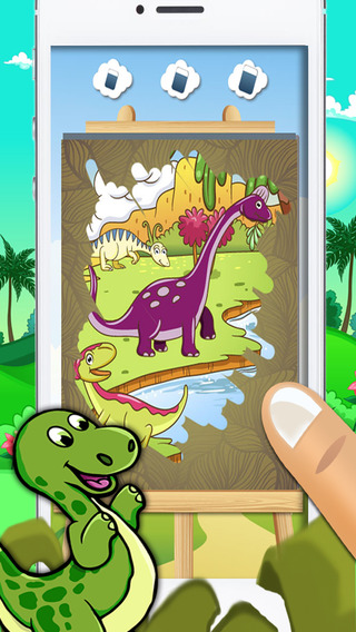 Dinosaurs - fun dino mini games for kids - Premium