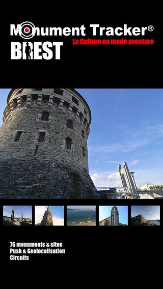 《旅游助手 - 定位 Brest Monument Tracker [iPhone]》