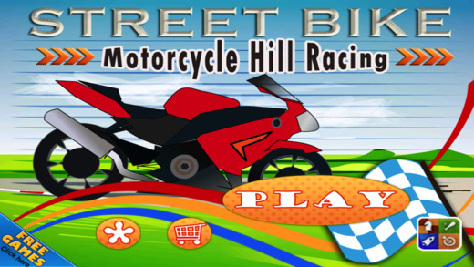 An Extreme Street Bike Craze - Motorcycle Hill Racing The Best Strategy Game Pro