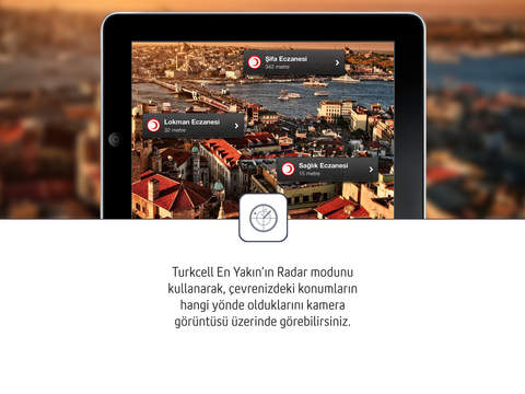 Turkcell Pusula iPad Screenshot 4
