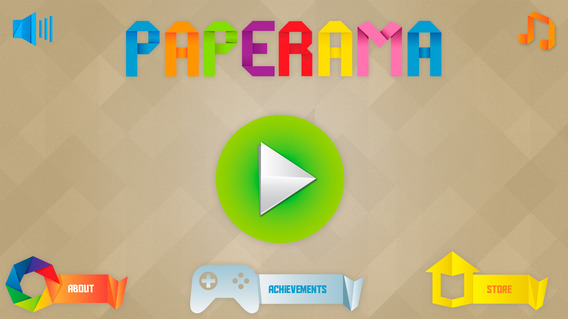 智慧折纸:Paperama