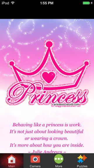 Princess Fairytale Photo Montage