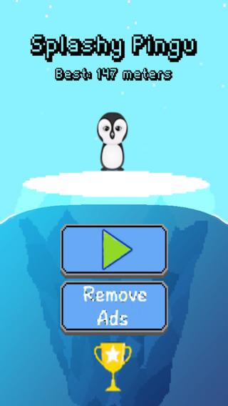 Splashy Pingu