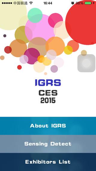 IGRS CES 2015