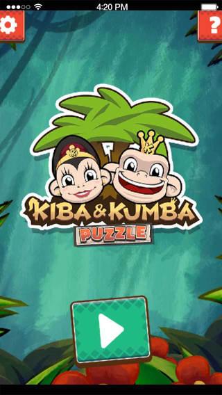 Monkey Funny Puzzle