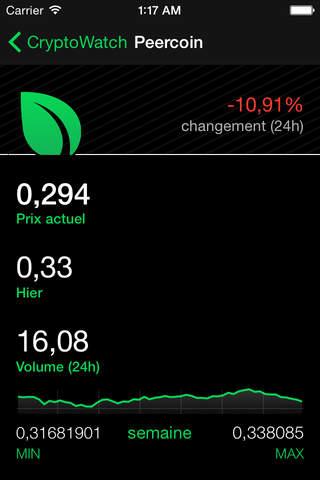 Crypto Pro: Bitcoin Ticker screenshot 3