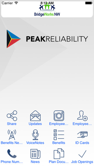 Peak Reliability Benefits