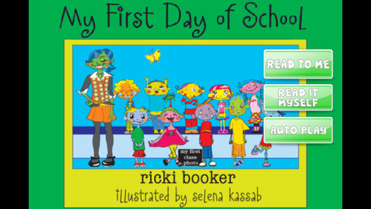 describe first day of school This was the first time seeing a girl bark not sure what to do, i tried to ignore it, it seemed never ending, although it had only been going through my head for about forty seconds, i wanted to it was about this time, that a miracle happened i, out of the blue realized that we were arriving at the school.