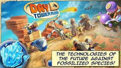 DayD Tower Rush. Скрин 1