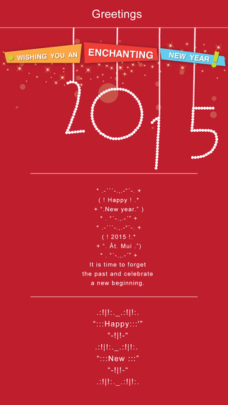 Greetings Pro 2015 - Happy New Year