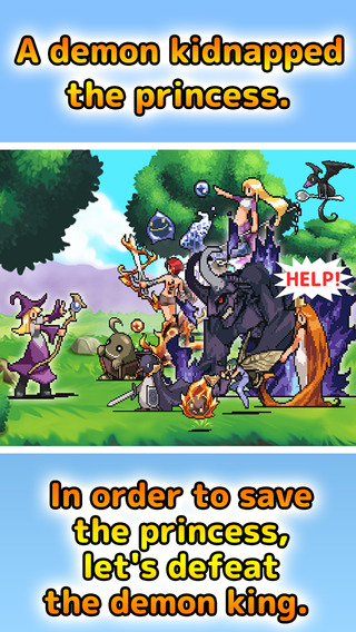 WitchPuzzleRPG