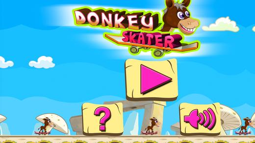Donkey Skater