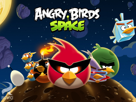 Angry Birds Space HD Free