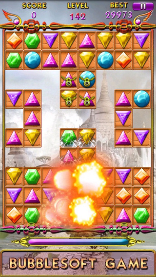 Jewels Match 3 Games-Super Best Matching Game
