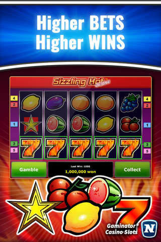 Gaminator - Casino Slots screenshot 2