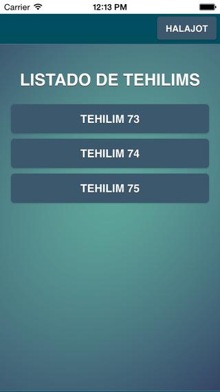 Toda Tehilim