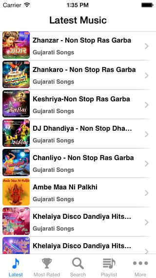 Gujarati bhajan and garaba Songs