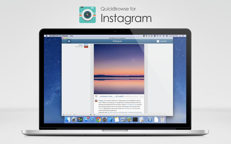 MenuTab Pro for Instagram Screenshot - 3