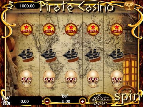 Aaargh Pirate Treasure Casino - Free Bonus Slots Jackpot Machine-ipad-1