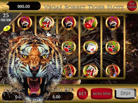 ` A Abbies Vegas Tiger 777 Casino Classic Slots-ipad-1