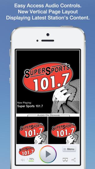 Super Sports 101.7