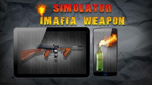 Simulator Mafia Gun Weapon