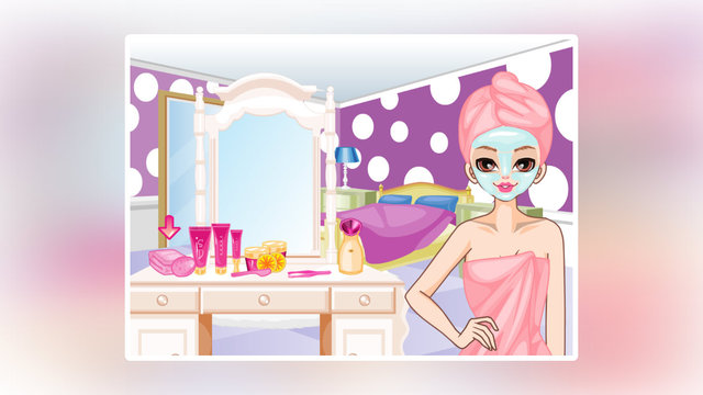 Colorful Hairstyles Makeover