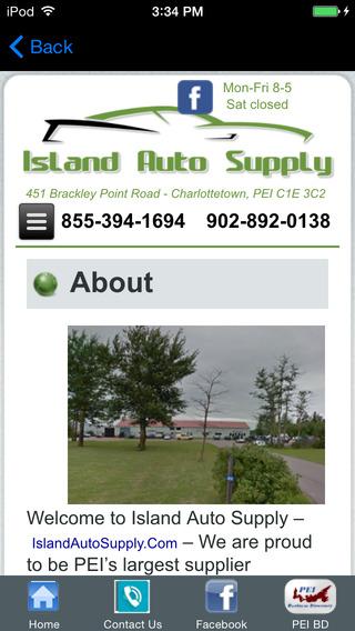 Island Auto Supply