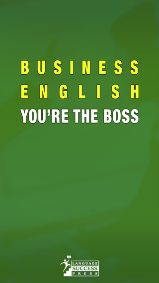 Business English You're the Boss