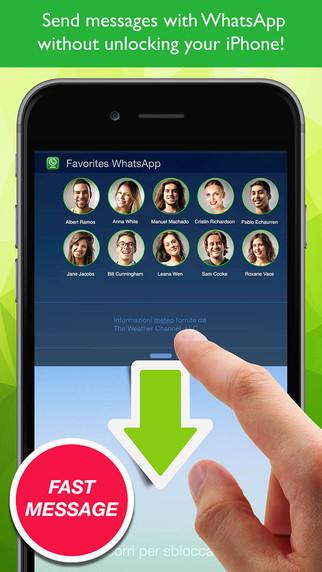 Widget for WhatsApp Pro