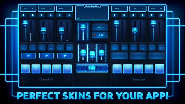 Electro Music Mixer