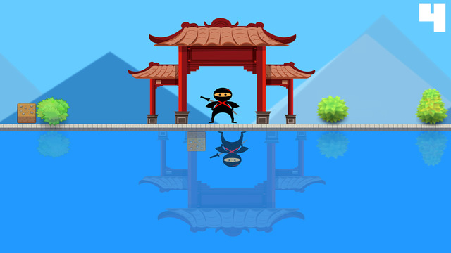 Mr Ninja Double Jump
