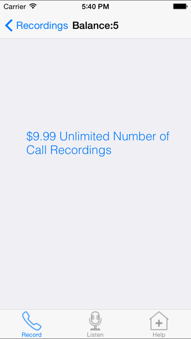 Call Recording Pro (with transcripts) Screenshots