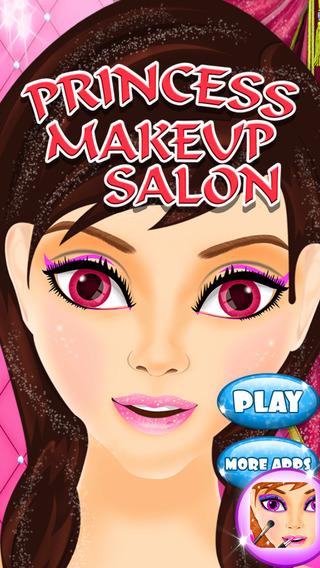 Cute Princess Makeup Salon