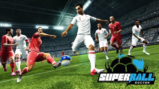 SuperBall Soccer